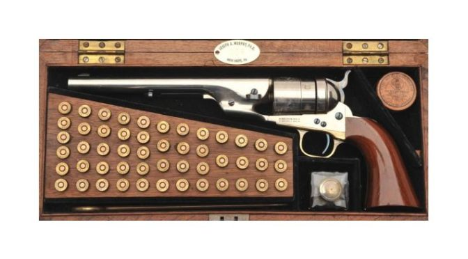 Little John's Spring Collectors Auction Of Firearms & Collectibles – June 2nd to 4th