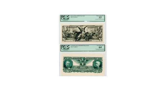 US, Chinese & Worldwide Banknotes, Coins & Scripophily From Archives International On November 21st
