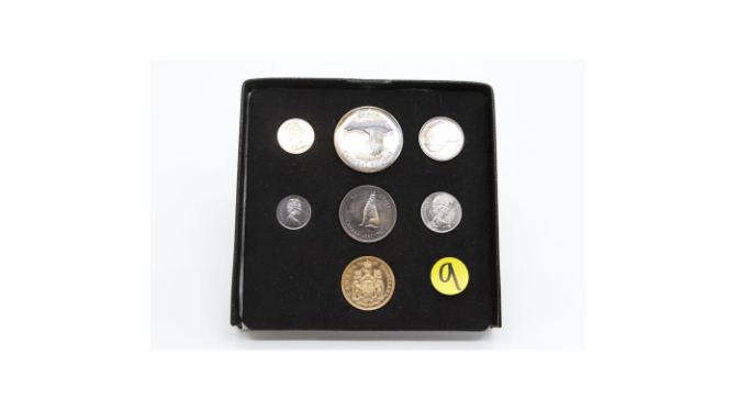 Collection of Coins, Paper Money & Medallions Up For Auction March 9th