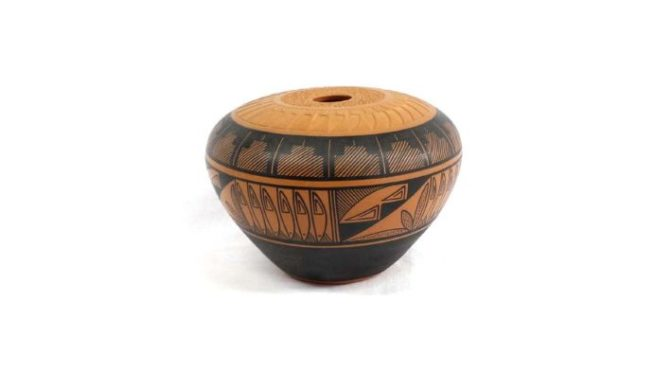 Native American Pottery, Kachinas, Jewelry, Navajo Rugs, Baskets, and Art Up For Auction July 29th