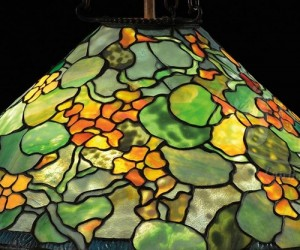 Lamp and glass auction sure to bring a sparkle to eyes of collectors