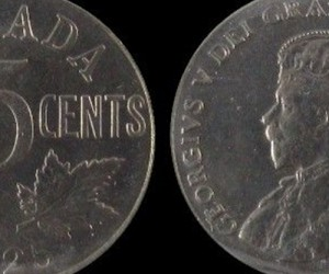 Nov. 1 Canadian numismatic auction